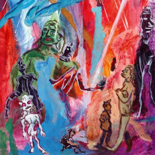 album cover of Goat Girl